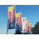 Flaggen-Beachflags