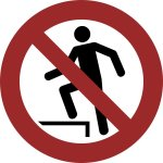 Aussteigen verboten