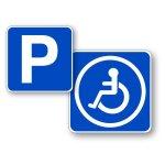 Parkplatzzeichen