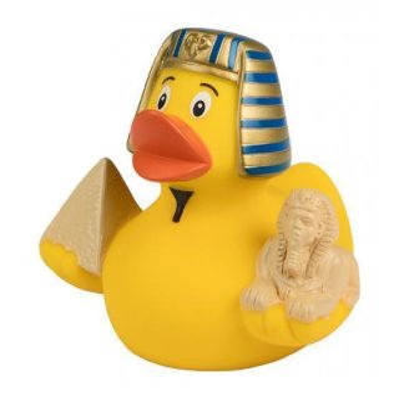 Quietsche-Ente Ägypten