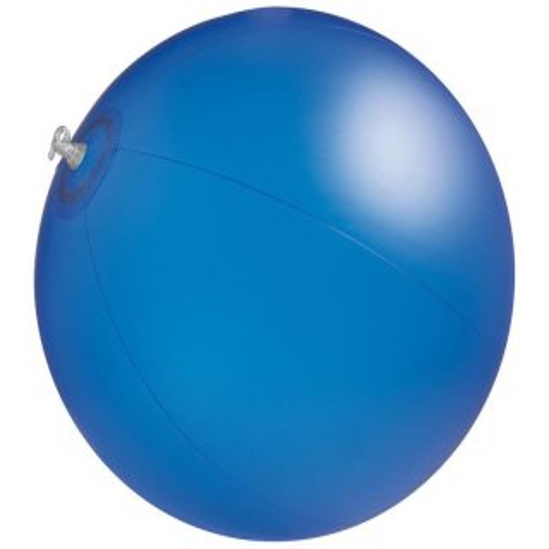 Strandball ca. 26 cm Blau