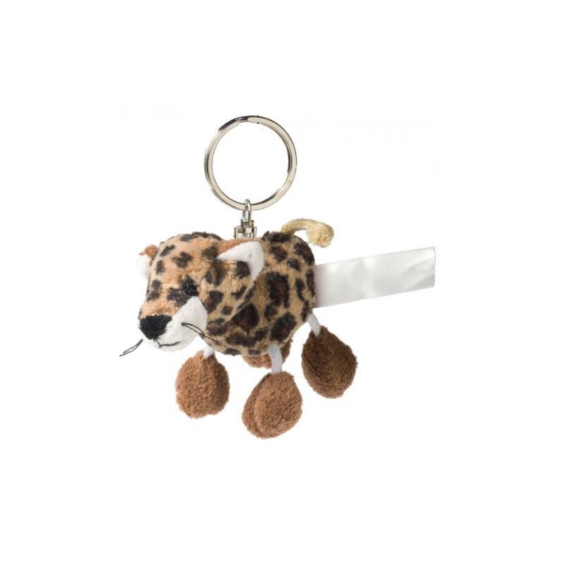 Plüsch Schlüsselanhänger Gepard