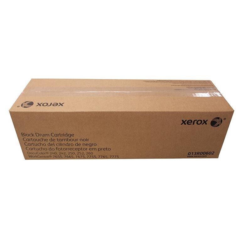 Xerox 013R00602 DocuColor 240, 260 Schwarz - 200.000 Seiten