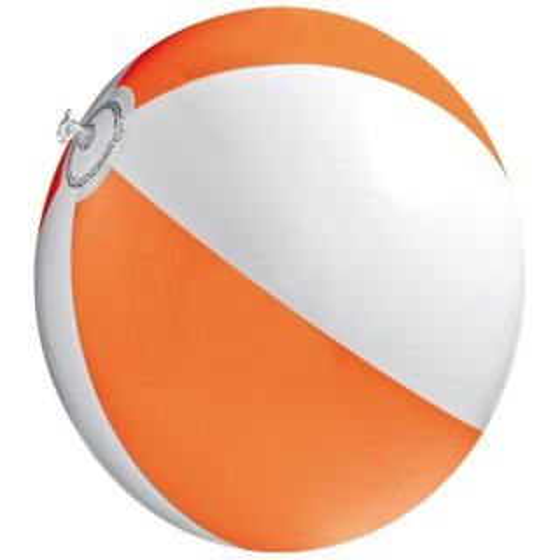 Strandball ca. 26 cm cm Orange