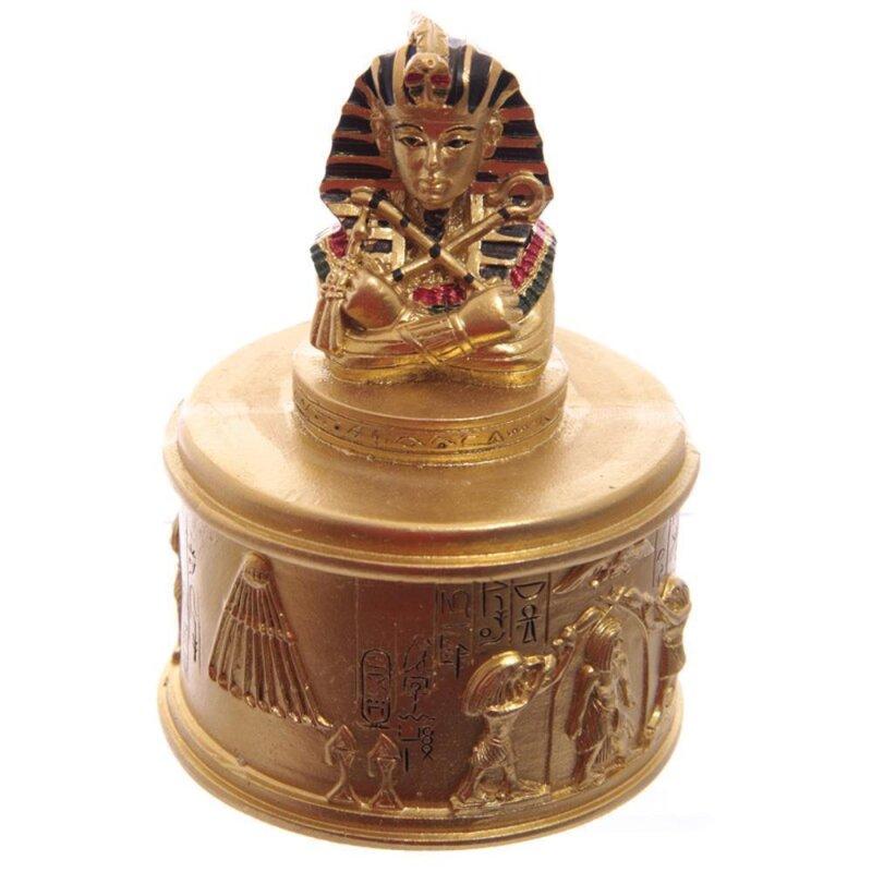 Schatulle Ägypten Motiv Tutanchamun