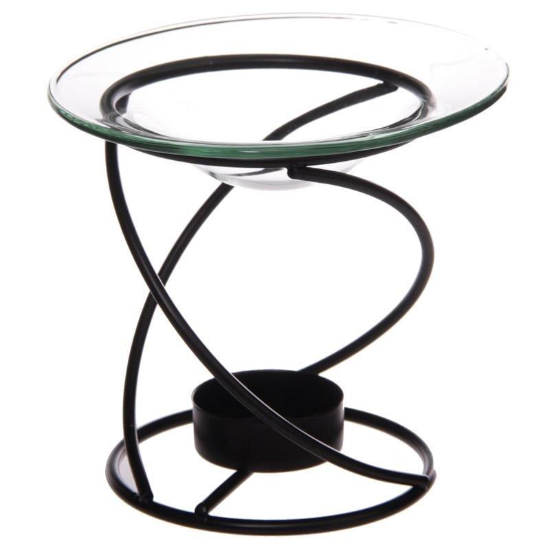 Metall Spiralen Duftlampe, dünn