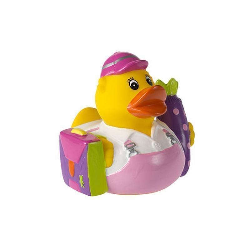 Quietsche-Ente Erstklässlerin Rosa
