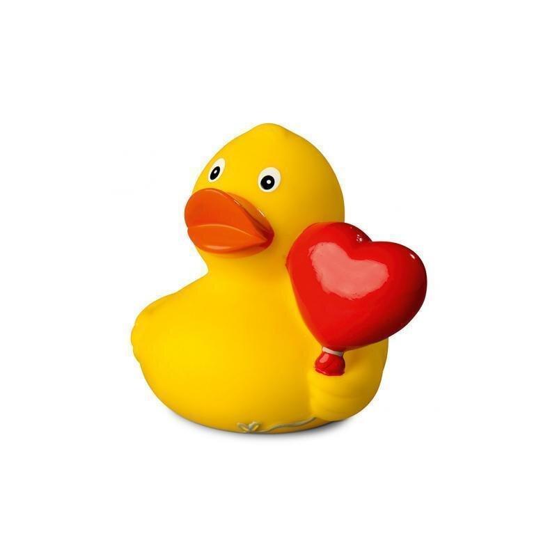 Quietsche-Ente Herzballon