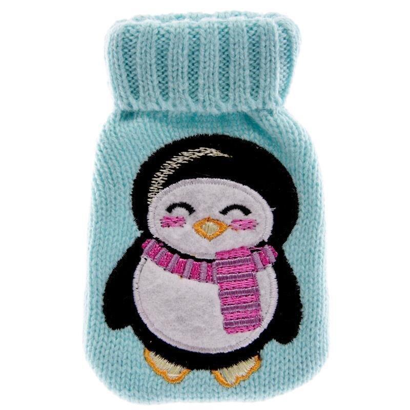 Knitted Hand Warmer Türkis
