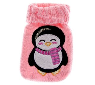 Knitted Hand Warmer Rosa