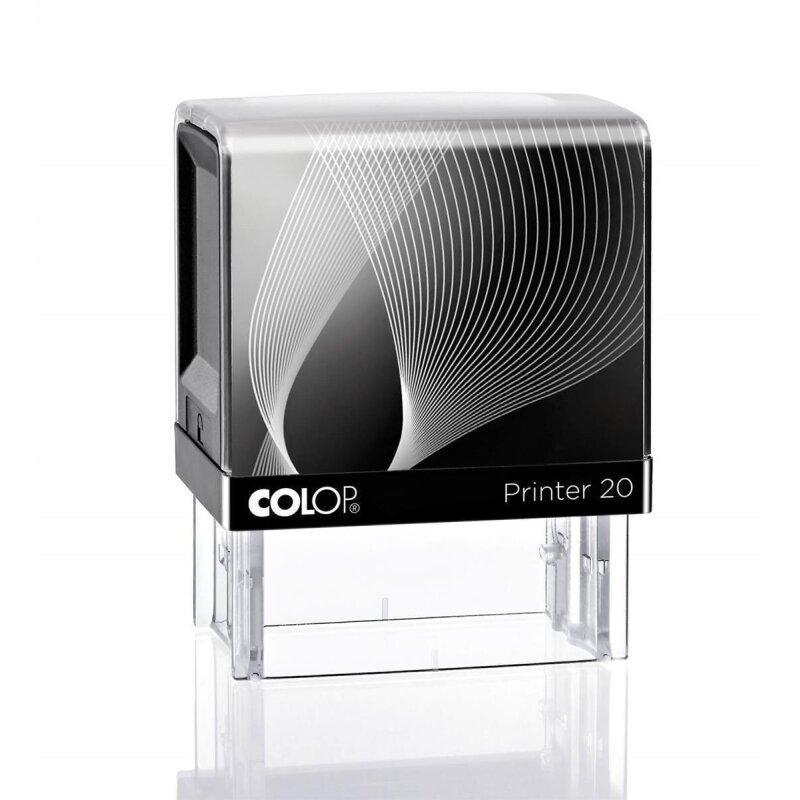 Colop Printer 20 (38x14 mm - 4 Zeilen)