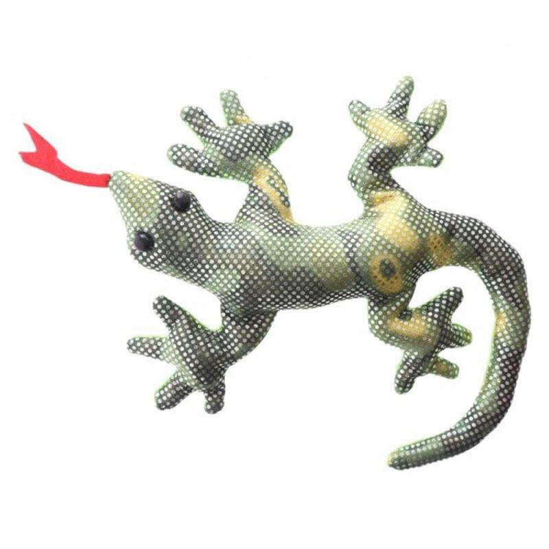 Kleiner Sandgefüllter Gecko grün