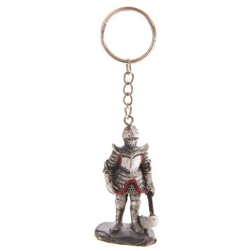 Mittelalterlicher Ritter Schlüsselanhänger Axt