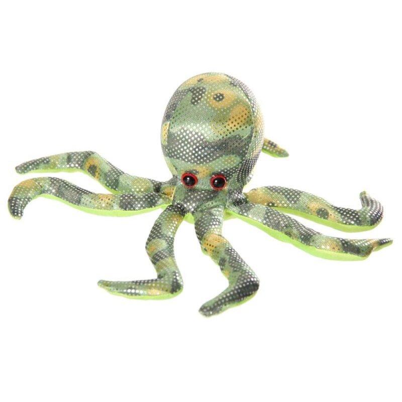 Sandtier Octopus Grün