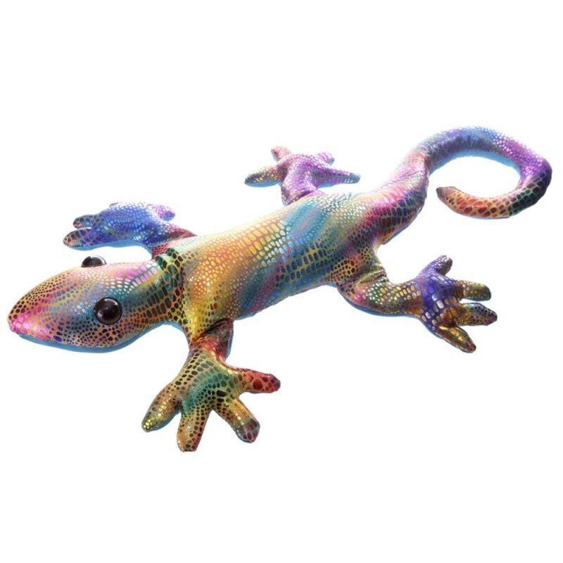 Sandgefüllter Gecko Bunt, Groß