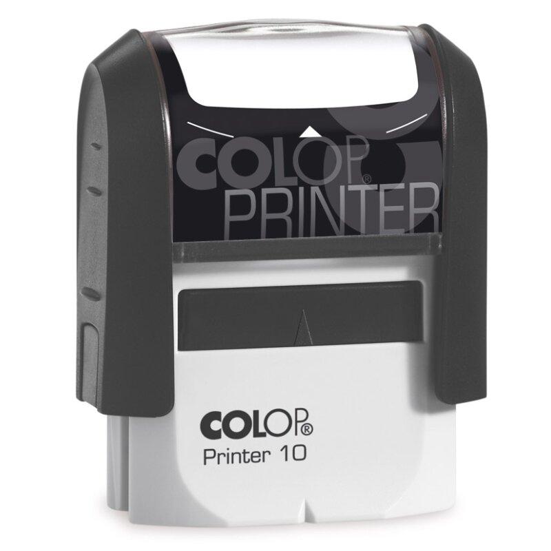 Colop Printer Compact 10 (27x10 mm -3 Zeilen)
