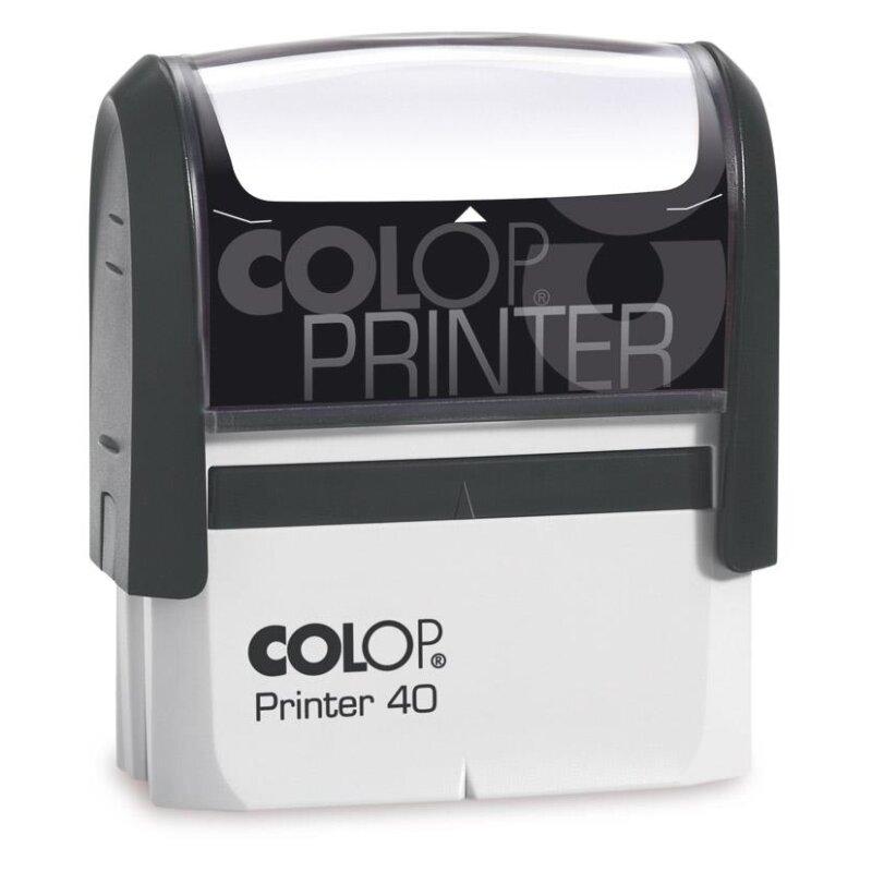 Colop Printer Compact 40 (59x23 mm - 6 Zeilen)