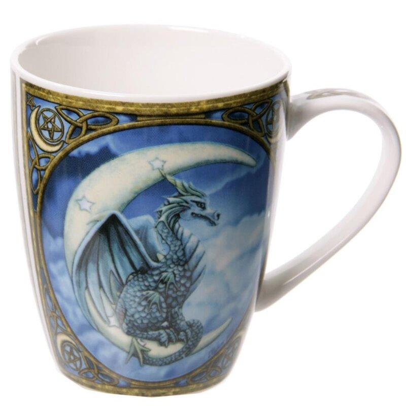 Porzellan Fantasy Tasse, Lisa Parker - Drache