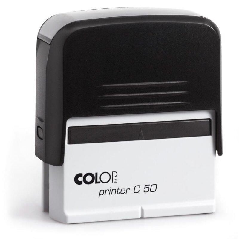 Colop Printer Compact 50 (69x30 mm - 7 Zeilen)