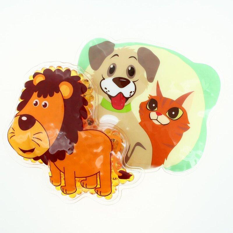 2 Kühlpads Löwe Hund/Katze