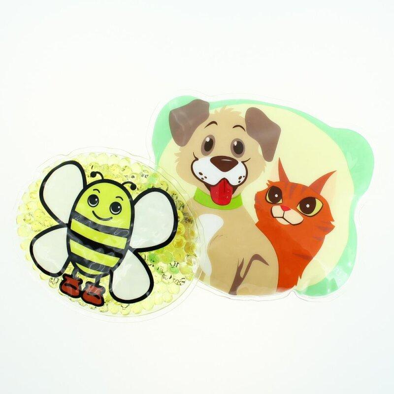 2 Kühlpads Biene Hund/Katze
