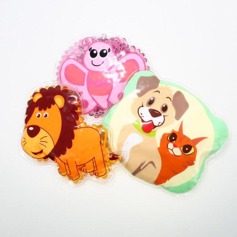 3 Kühlpads Löwe Schmetterling Hund/Katze