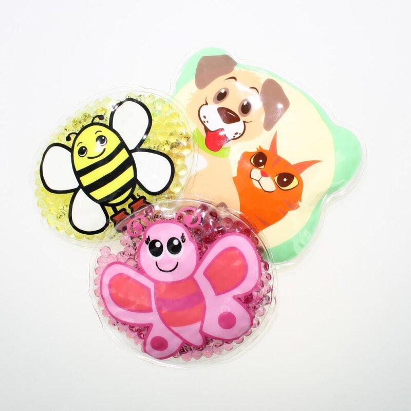 3 Kühlpads Biene Schmetterling Hund/Katze