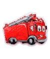 6 Kühlpads Löwe, Biene, Frosch, Bus/Gelbes Auto, Feuerwehr, Teddybär
