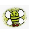 6 Kühlpads Löwe, Biene, Schmetterling, Frosch, Feuerwehr, Teddybär