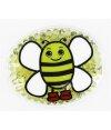 6 Kühlpads Löwe, Biene, Schmetterling, Frosch, Feuerwehr, Hund/Katze