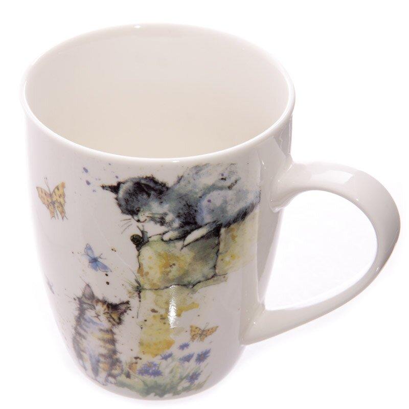 Keramik Tasse Katze Jan Pashley