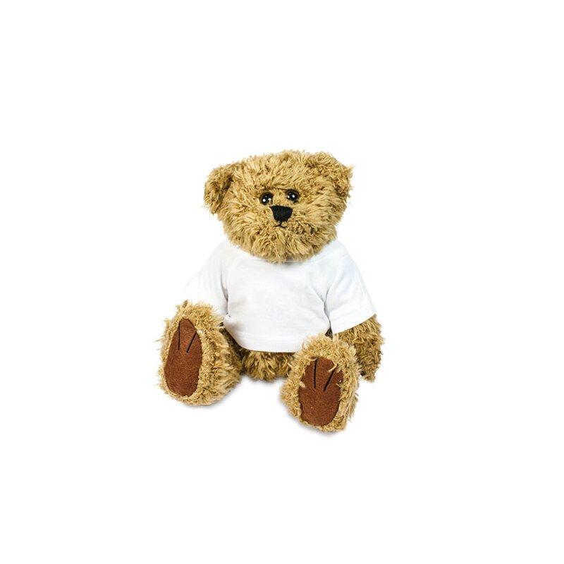 Teddy mit T-Shirt 18cm