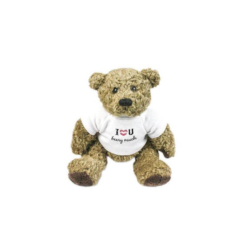 Teddy Barney  mit T-Shirt