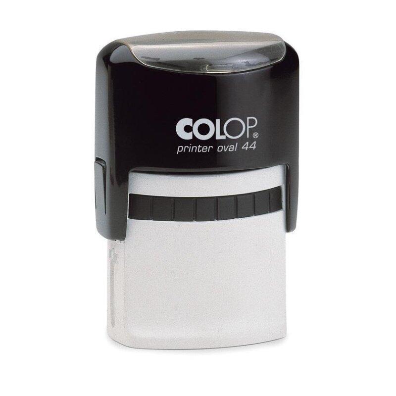 Colop Printer 44 Oval  (44x28mm 5 Zeilen)