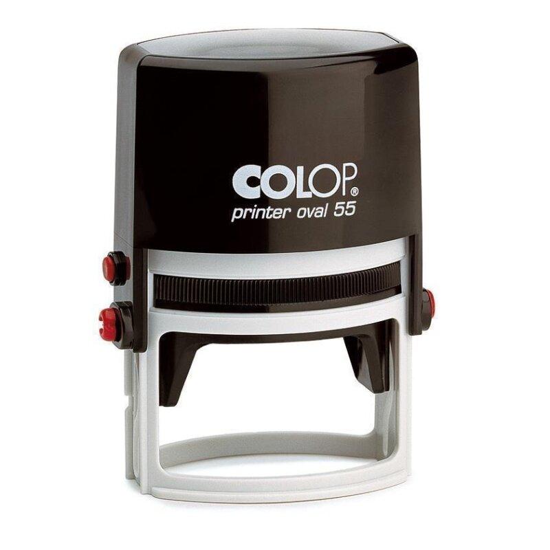 Colop Printer 55 Oval  (35x55 mm)