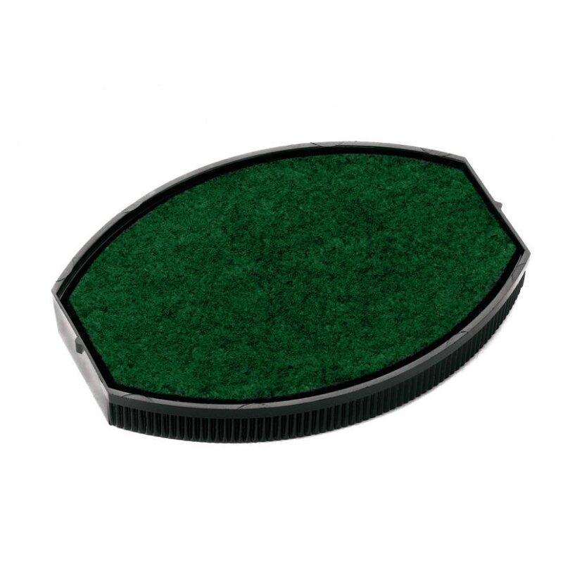 Colop Printer Oval 44 Austauschkissen (28 x 44 mm)  Grün