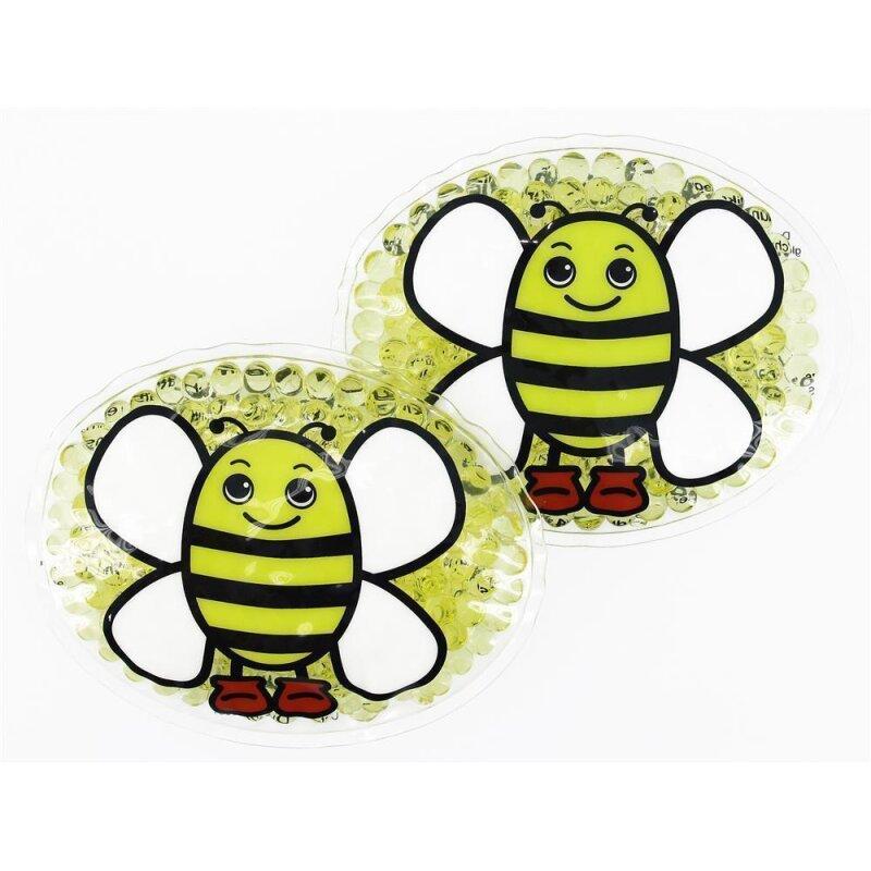 2 Kühlpads Biene