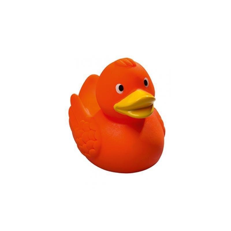 Quietsche-Ente orange 80 mm