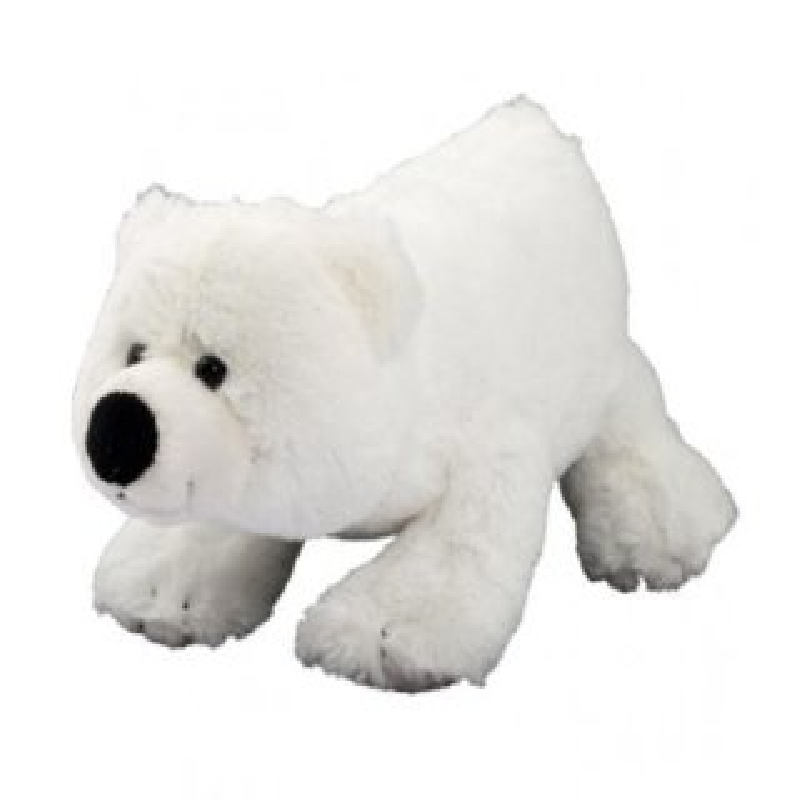 Plüsch Eisbär Freddy, groß