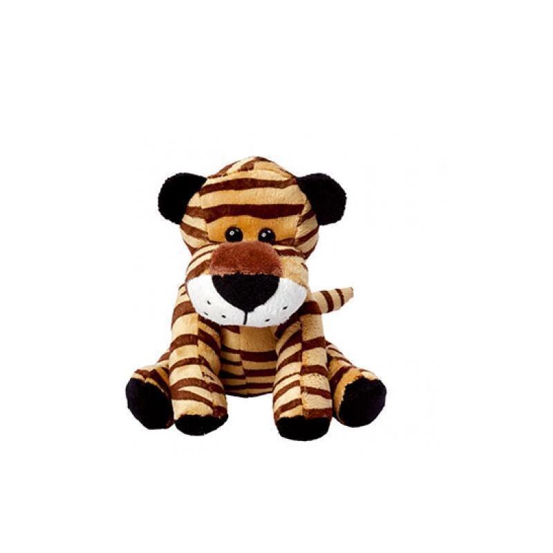 Zootier Kuscheltier Tiger David