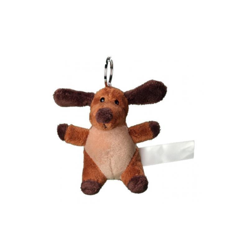 Plüsch Schlüsselanhänger Hund