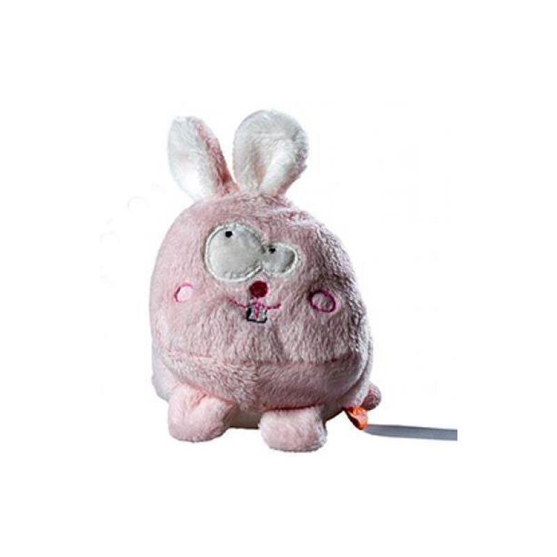 Schmoozies® Hase rosa - Bildschirmreiniger, Displayreiniger