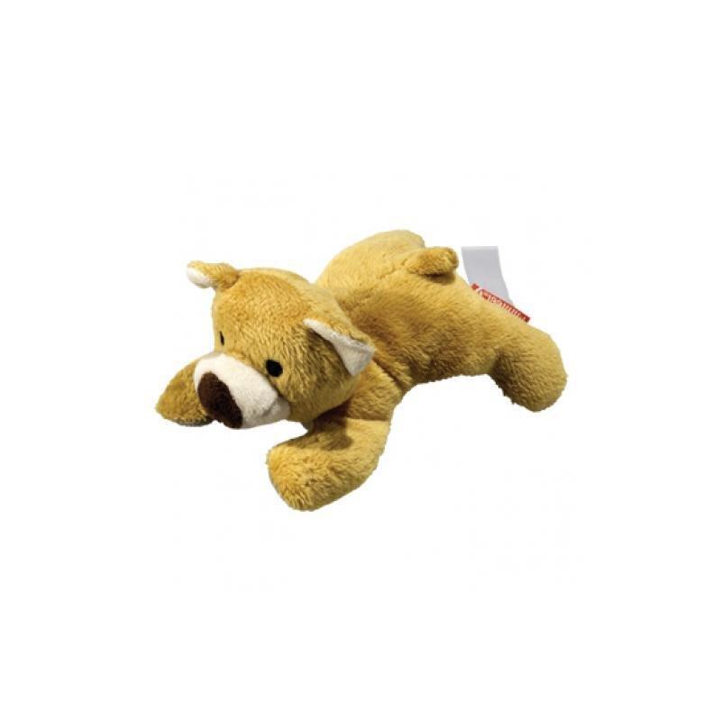 Plüsch Bildschirmreiniger Bär liegend