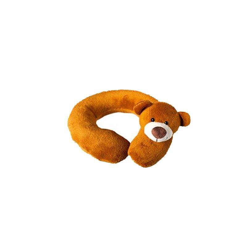 Plüsch Nackenkissen Bär für Kinder