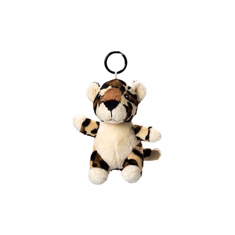 Plüsch Schlüsselanhänger Leopard