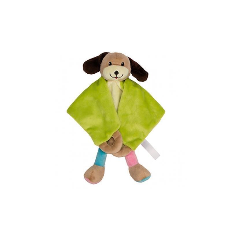 Schmusetuch Hund zum Schnuffeln, Träumen und lieb haben!