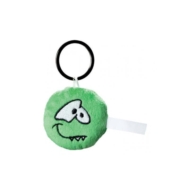 Plüsch Monster Kalle Kreis mit Schlüsselring