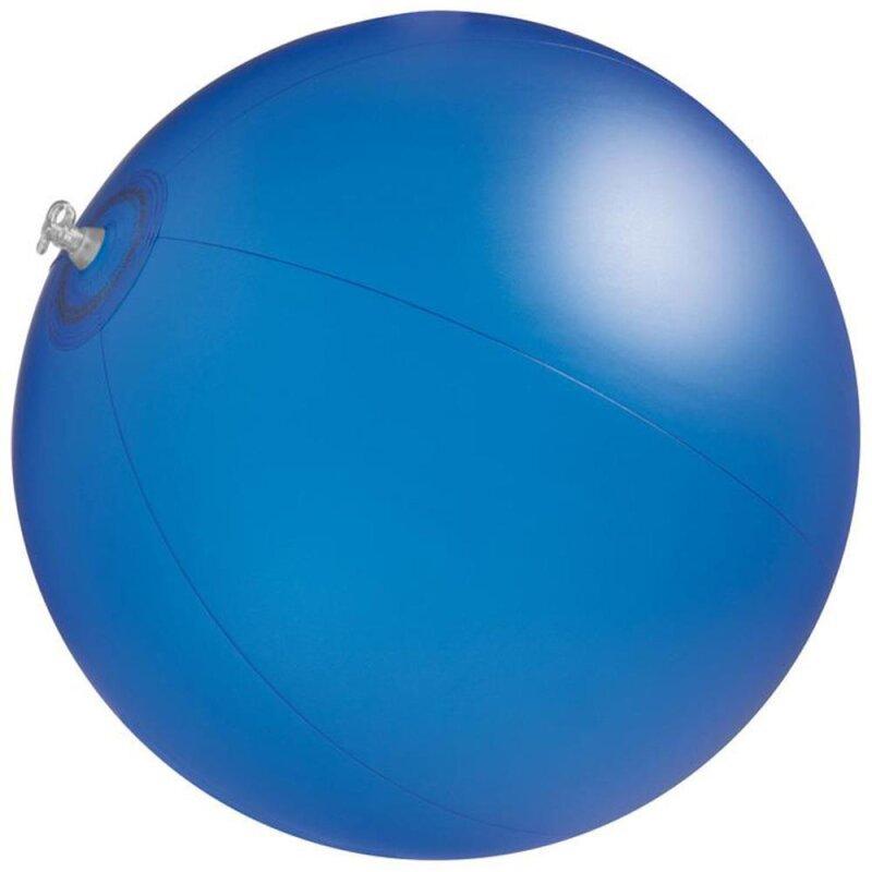 2 Strandbälle ca. 26 cm Blau
