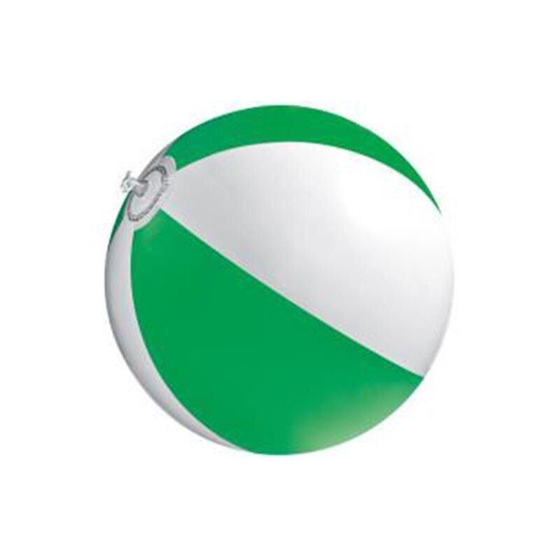 Strandball ca. 26 cm Grün