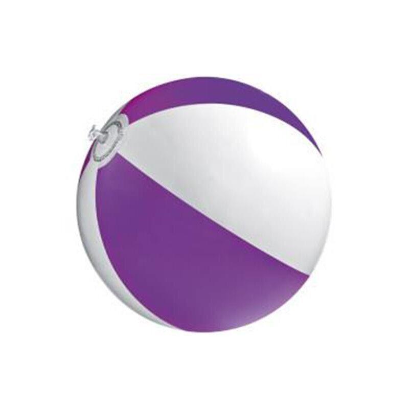 Strandball ca.26 cm Lila